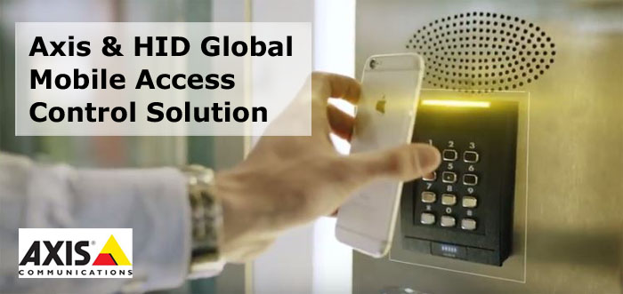 Using smartphones as keys for access control