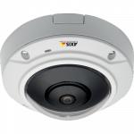 AXIS M3007-PV Network Camera Single-sensor fixed mini dome with 360°/180° view.