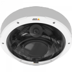 AXIS P3707-PE Network Camera Multidirectional, 360° multisensor camera.