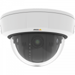 AXIS Q3708-PVE Network Camera Multisensor 180° view in challenging light conditions.