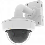 AXIS Q3709-PVE Network Camera Multisensor 180° view in 4K.