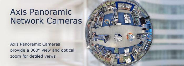 Panoramic cameras-